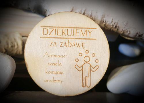 Upominek dla dzieci, magnes, grawer,personalizacja na Arena.pl