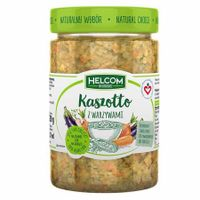 Kaszotto Z Warzywami Helcom Naturalnie, 327 Ml