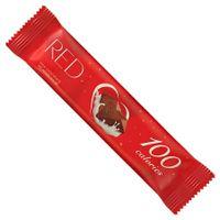 Baton Z Mlecznej Czekolady Bez Dodatku Cukrów, Tylko 100 Kalorii Red Delight, 26G