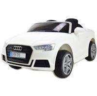 Auto samochód dla dziecka AUDI A3 amortyzatory 3 prędkości jazdy_SToys stoys