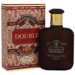 Evaflor Double Whisky For Men Woda Toaletowa Spray 100Ml