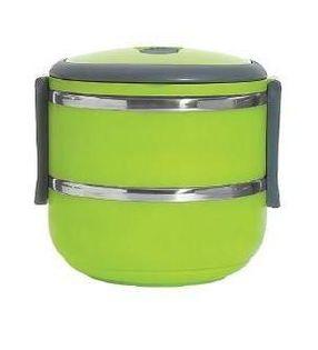 Pojemik na żywność PROMIS TM140 Menażka  poj. 1,4 litra - zielony