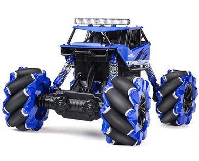 Drift Climber 4WD 1:16 2.4Ghz RTR - Niebieski
