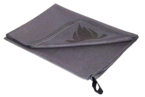 Ręcznik Szybkoschnący Z Mikrofibry Szary M
