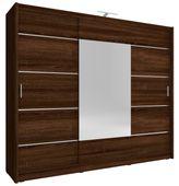 Szafa AWENA PLUS 250cm,garderoba,lustro,sypialnia,przedpokój 4 kolory! zdjęcie 1