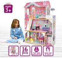 Wielki Apartament dla lalek z windą 246110