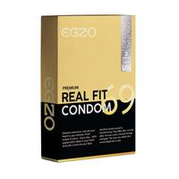 3 Prezerwatywy Egzo Real Fit