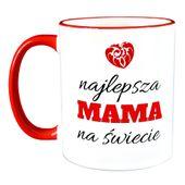 Kubek PREZENT DLA MAMY - Dzień Matki, Urodziny, Pod Choinkę