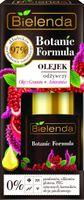 Bielenda Botanic Formula Olej z Granatu + Amarantus Olejek Odżywczy do twarzy na dzień i na noc 15ml