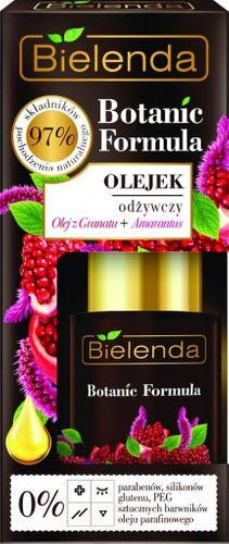Bielenda Botanic Formula Olej z Granatu + Amarantus Olejek Odżywczy do twarzy na dzień i na noc 15ml na Arena.pl