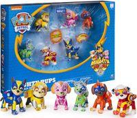 Spin Psi Patrol Zestaw figurek Mighty Pups Kosmopieski