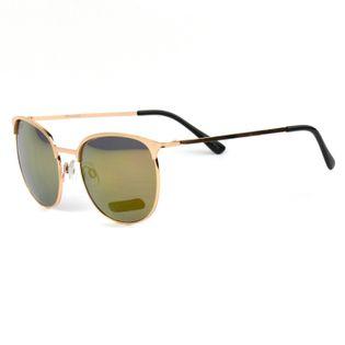 Okulary przeciwsłoneczne damskie kocie Rose Gold