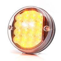 Lampa LED zespolona przednia 12V/24V (215)
