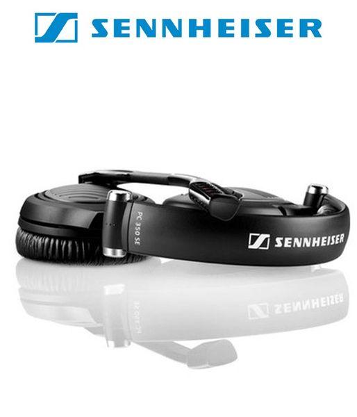 Słuchawki gamingowe Sennheiser PC 350 Special Edition Kolor - Czarny zdjęcie 4