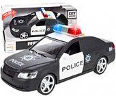 Samochód policyjny Radiowóz interaktywny dźwięki i światła Y259 zdjęcie 14