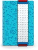 LEGO NOTES GRUBY ZESZYT 1954 ZAKŁADKA KLOCKI