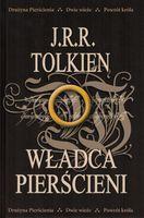 Władca pierścieni - J.R.R. Tolkien - oprawa twarda