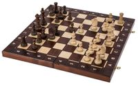 Gra Senator - Szachy + Warcaby + Backgammon