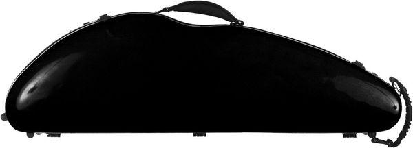 Fiberglass futerał skrzypcowy skrzypce SafeFlight 4/4 M-case Czarny