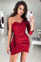 Sukienka Queeny - rubin S (36)