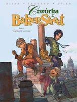 Czwórka z Baker Street Tom 1 Tajemnicze porwanie Djian Jean-Blaise, Legrand Olivier