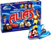 Gra Planszowa MÓJ PIERWSZY ALIAS Słowna Disney