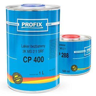 Profix Lakier bezbarwny CP 400 + utw. CP 288