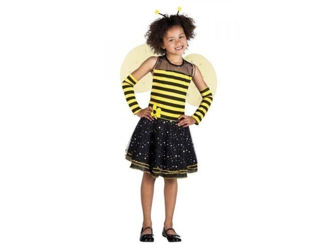 Strój Pszczółka 10-12 lat - kostiumy dla dzieci zdjęcie 1