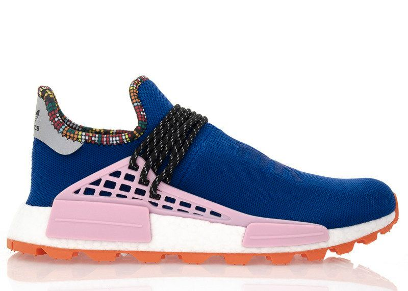 Buty sportowe męskie adidas x Pharrell Williams SOLARHU NMD (EE7579) 41 13