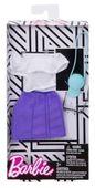 Mattel Barbie Zestaw sukienka FKT01