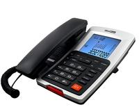 TELEFON STACJONARNY MAXCOM KXT709 GŁOŚNOMÓWIĄCY