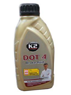 Płyn hamulcowy DOT-4 K2 500ml