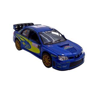 SUBARU IMPREZA WRC 2007 OTW. DRZWI AUTO METAL