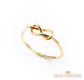 """Złoty pierścionek z kolekcji """"Delicate"""" ROZMIAR - 10"""