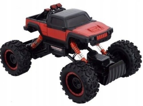 Samochód STEROWANY Terenowy Rock Crawler 4x4 1:14 zdjęcie 3