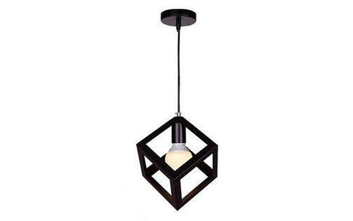 LAMPA LOFT EDISON ŻYRANDOL NORDIC LED FIGURA GEOMETRYCZNA 664461