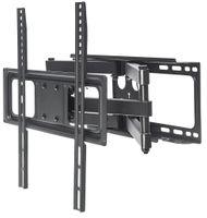 Uchwyt Ścienny Manhattan TV LED/LCD 32-55 cali 40kg Obrotowy 461344