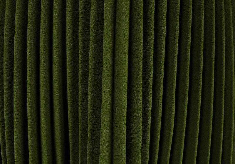 3e2e7d0c Włoska Spódnica z Plisami z Gumką w Pasie - Khaki Rozmiar - One size