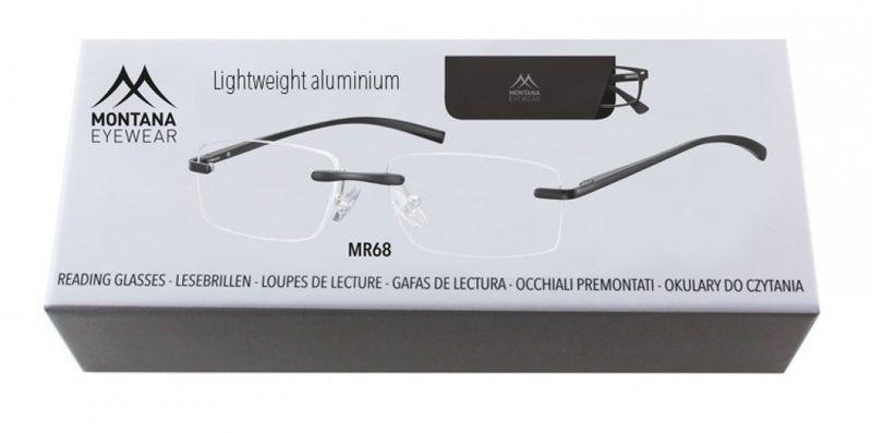 Bezramkowe okulary korekcyjne do czytania plusy na Arena.pl