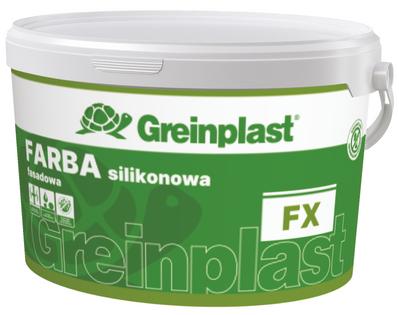GREINPLAST farba silikonowa FX 0,9l