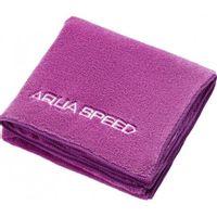 Ręcznik Aqua-speed Dry Coral 350g 70x140 fioletowy 09/157