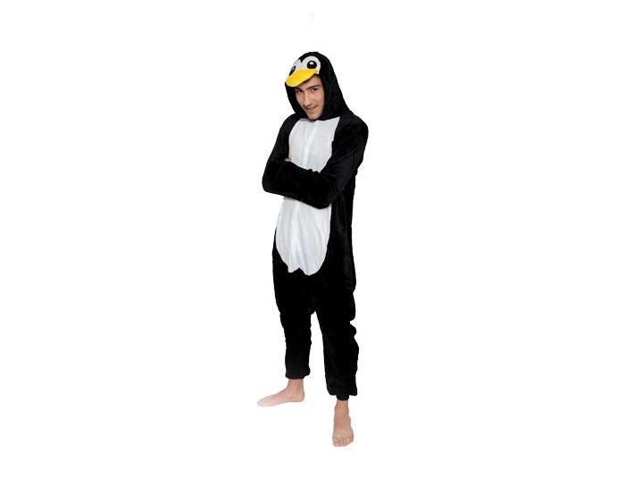 Pingwin Kigurumi Onesie dres piżama kombinezon L zdjęcie 1