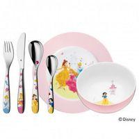 Zestaw śniadaniowy dla dzieci 6 el. Księżniczki Disneya WMF