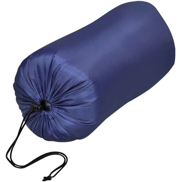 Lekki, prostokątny, śpiwór dla jednej osoby zdjęcie 3