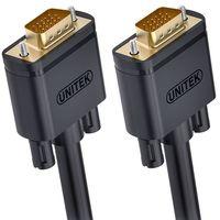 Unitek przewód PREMIUM VGA HD15 M/M 1.5m