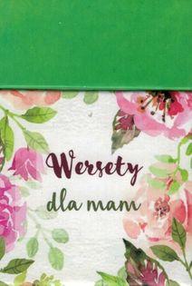 Wersety dla mam - pudełko z wersetami na kartach