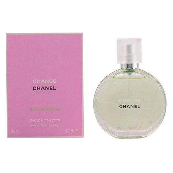 Perfumy Damskie Chance Eau Fraiche Chanel EDT zdjęcie 5