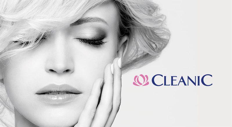Cleanic Pure Effect  - Płatki Kosmetyczne  - 1 Opakowanie 100 Sztuk (80+20) na Arena.pl