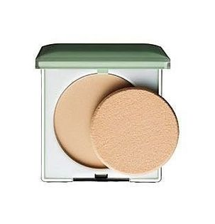 Clinique Stay-Matte Sheer Pressed Powder Puder 7,6g 01 Stay Buff
