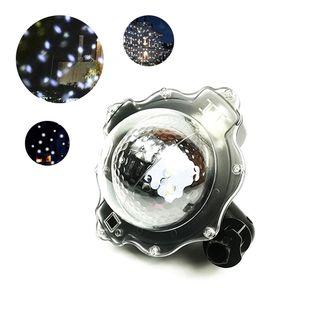 Projektor laserowy star ogrodowy kropki shower SF-1726